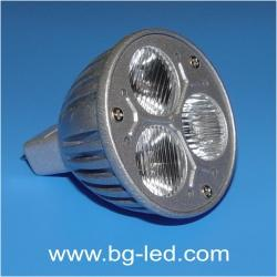 LED Spot Light MR16-3X1W-CW