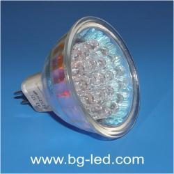LED спот лампа MR16-21LED-G