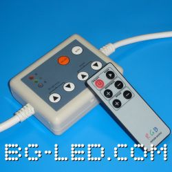 RGB Controller / Dimmer (Infra-Red) 003